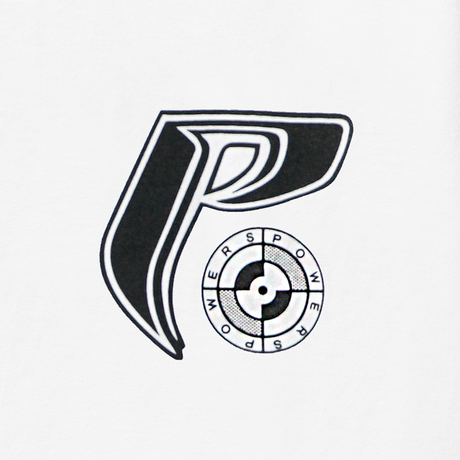 POWERS / Sphinx SS Tee - White