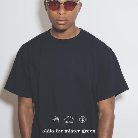 Akila For Mister Green / Philosophy / Tortoise W/ Rose Lens