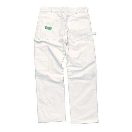 Mister Green / Classic Pant / White
