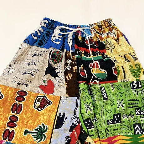 African pant