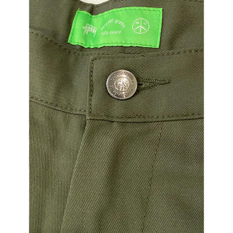 Mister Green / Classic Pant / Olive