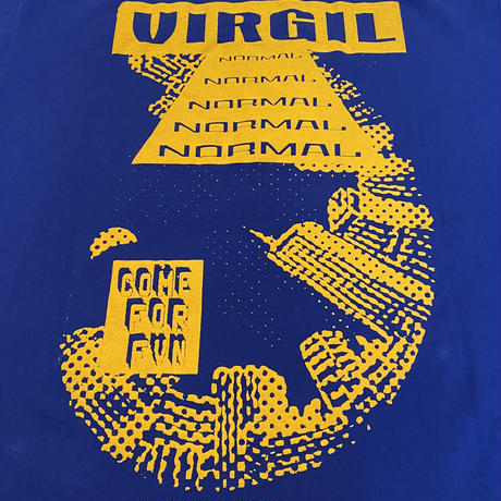 Virgil Normal / Stay Positive S/S Tee