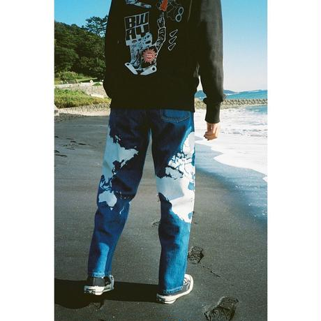 Boogie-Woogie Works × And You / Map Jeans / Earth(Blue)