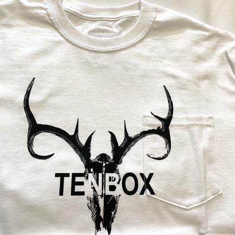 TENBOX / DEER SKULL TEE