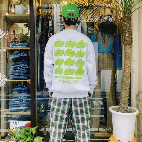 Virgil Normal / OTHER PLANTS Crew Neck Sweat
