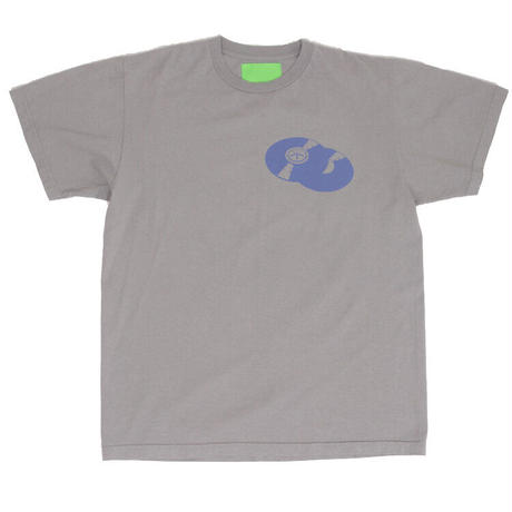 Mister Green / Acid Home Tee / Washed  Grey