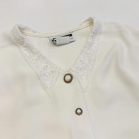 Pearl button shirt