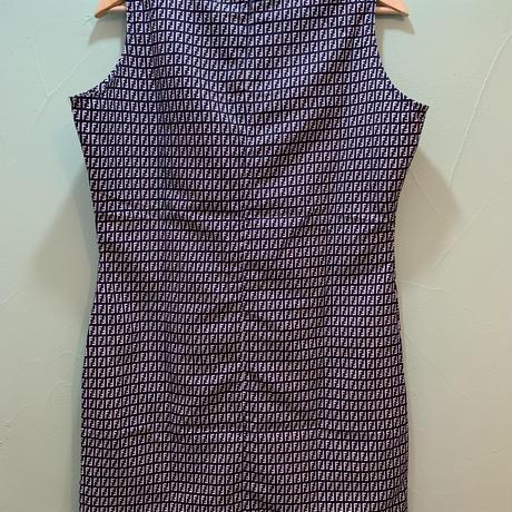 FENDI pattern one-piece