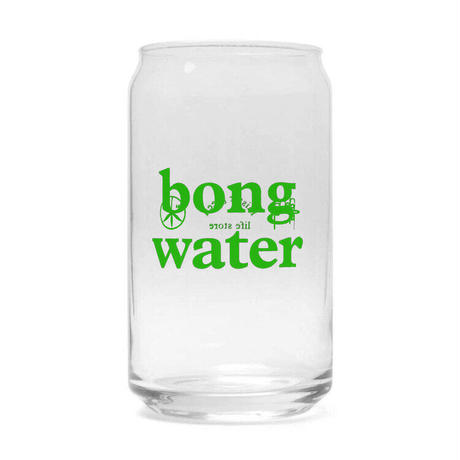 Mister Green / Bong Water Glass / Green