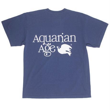 Mister Green / A P E (Aquarian Age) Tee / Warm Blue