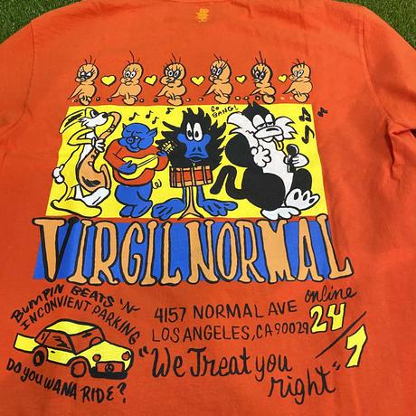 Virgil Normal / Family Jam Band L/S Tee