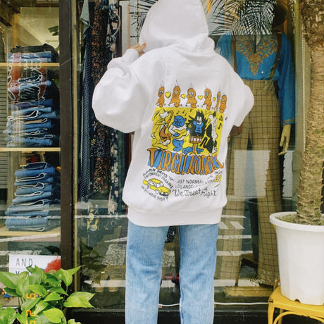 Virgil Normal / FAMILY JAM BAND Pullover Hoodie