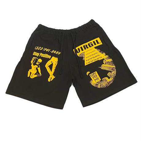Virgil Normal / Come 4 Fun Sweat Shorts