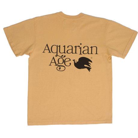 Mister Green / A P E (Aquarian Age) Tee / Deep Beige