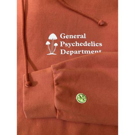 Mister Green / General Psychedelics V2 Hoodie - Steelhead