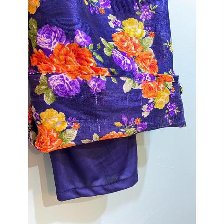 70s' Flower pants
