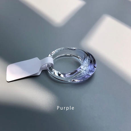 Glass pool ring/グラスプール リング