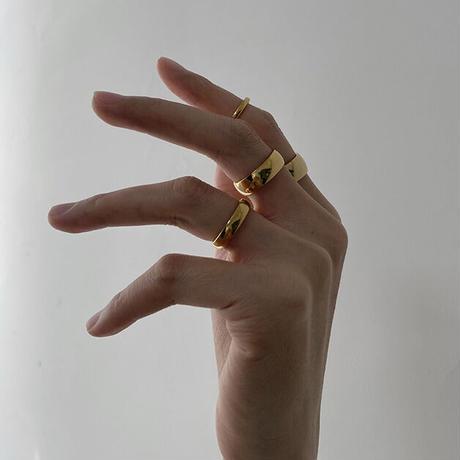 Gold ring set/ゴールド リング セット