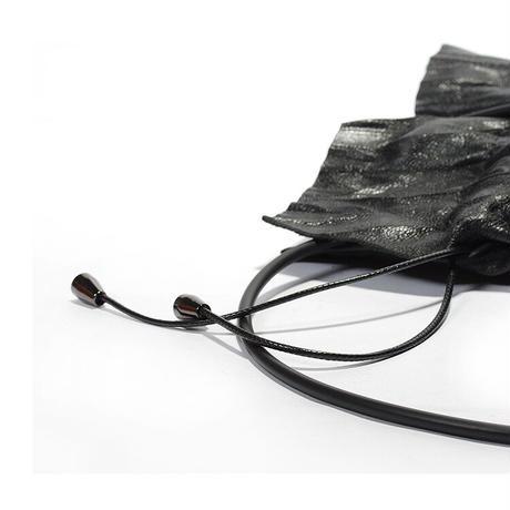 Drawstring bag/ドローストリングバッグ(2color)