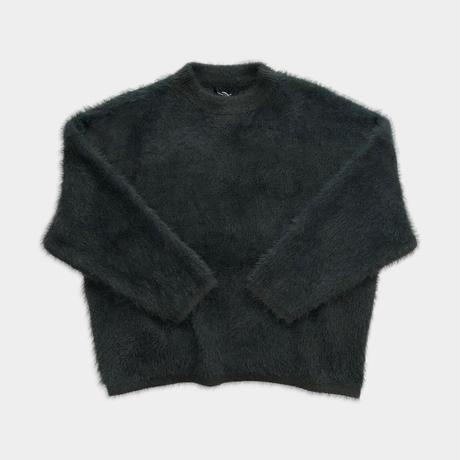 2color mohair knit/2カラー モヘア ニット