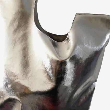 Silver bag/シルバー バッグ