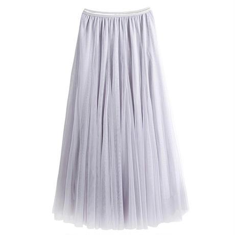 4 color see through skirt/4カラー シースルー スカート