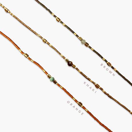 Beads choker/ビーズチョーカー(3color)