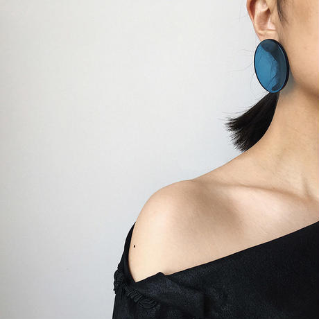 clear  earrings/クリアー ピアス