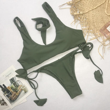 army 2way bikini/アーミー 2way ビキニ