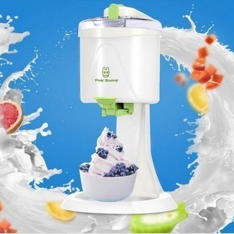 アイスクリームメーカー 家庭用 高級アイスを自宅で簡単手作り 220V