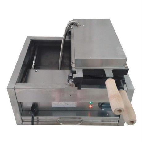 話題のたい焼きアイスが作れる たい焼きコーン製造機  移動販売 業務用   110V