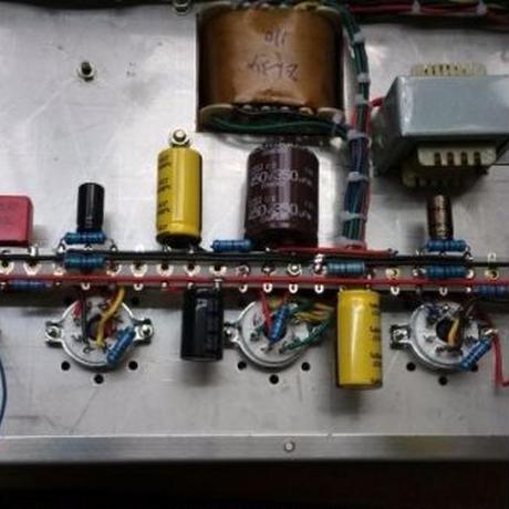 Laochen el34  真空管アンプ  ブルートゥース クラスA シングルエンド