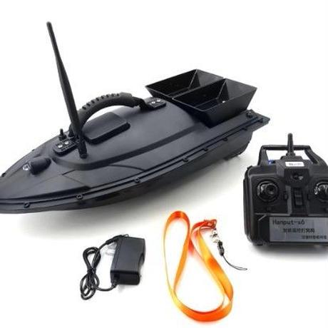 ラジコンボートで魚釣り 餌を撒きたい場所まで自在に RCフィッシング