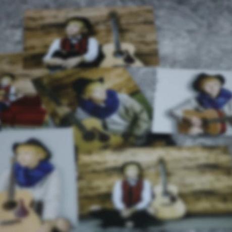 ポストカードAセットorBセット 各3枚1組