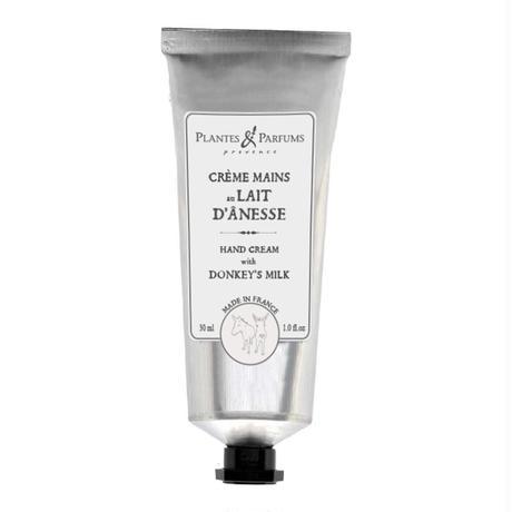ハンドクリーム30ml ロバミルク -PLANTES & PARFUMS-