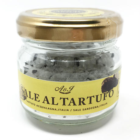 アーパ&イデア「テンタツィオーニ 」トリュフ塩 50g