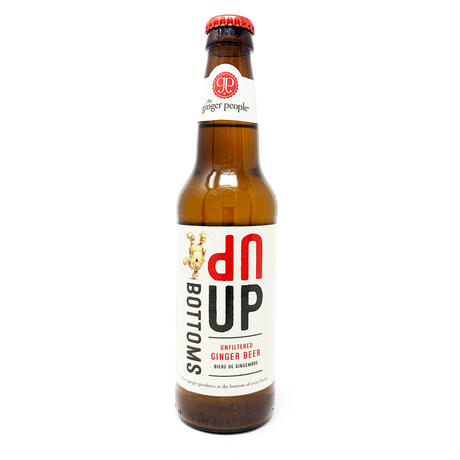 Bottoms Up ジンジャービア 355ml
