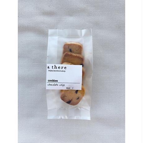 チョコチップクッキー 5piese