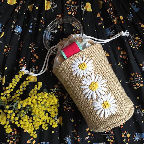 デイジーのバッグ | 筒型