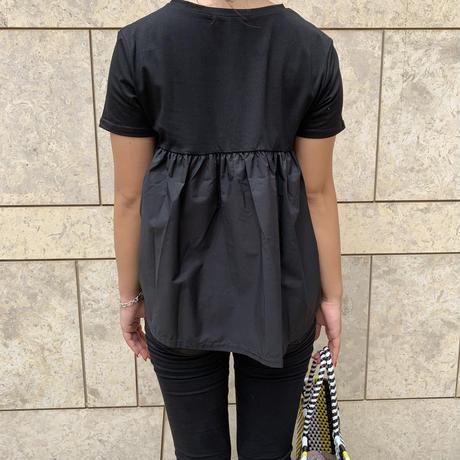 ドールバルーンTシャツ ブラック