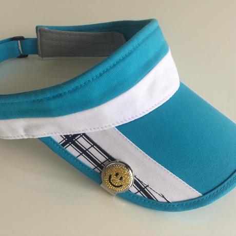 イニシャル入りゴルフマーカー ゴルフ好きの方のお誕生日に、男性ギフトにおススメ!ゴルフマーカー クリップタイプ1個