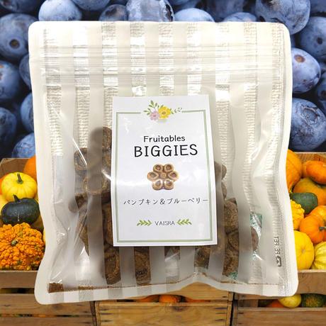 BIGGEIS パンプキン&ブルーベリー 60g