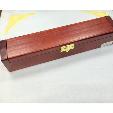 木箱入り プラトン立体セット アメジスト