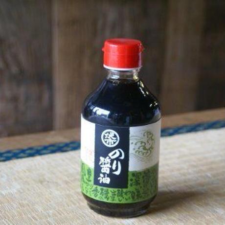 簡単においしく【お取り寄せグルメ】 のり醤油300ml