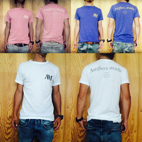 Anglers made Tshirt
