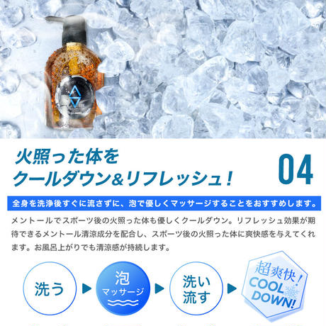 【ボトル1本 + 10袋セット】エーエスシャンプー