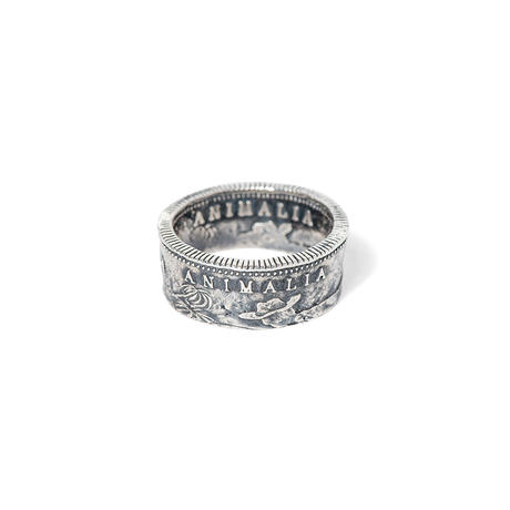 CA1849 Coin Ring-SILVER925