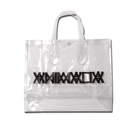 CLEAR TOTE BAG A4 size