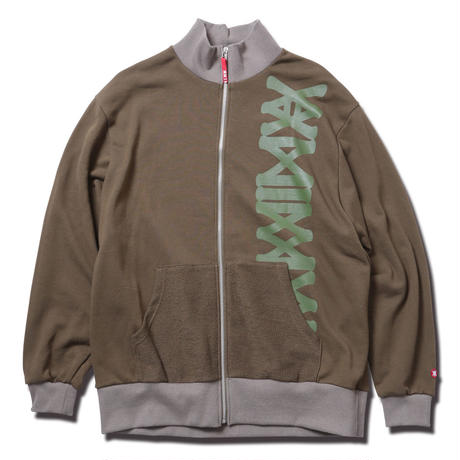 TRACK SWEAT JACKET