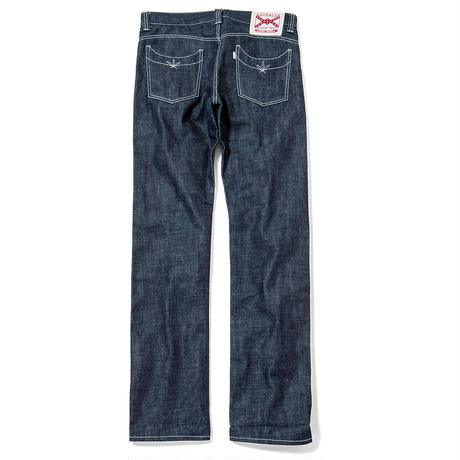 JEANS BRONCO #003 ZipFly